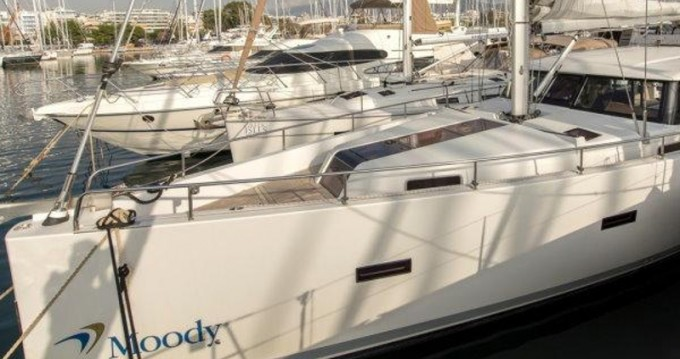 Noleggio Barca a vela con o senza skipper Moody a Atene