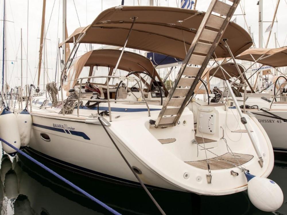 Bavaria Bavaria 50 Cruiser tra personale e professionale Porto di Alimos