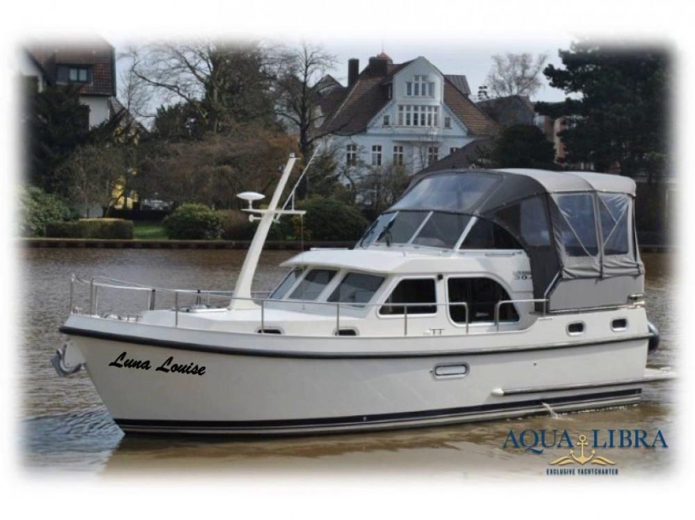 Noleggio yacht Kinrooi - Linssen Linssen GS 30.9 AC su SamBoat