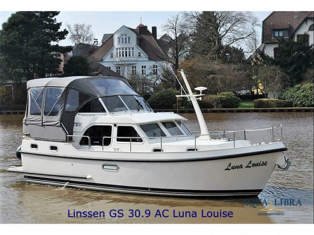 Noleggio barche Linssen Linssen GS 30.9 AC Kinrooi su Samboat