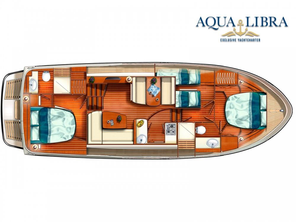 Noleggio yacht Kinrooi - Linssen Linssen Grand Sturdy 40.0 AC su SamBoat