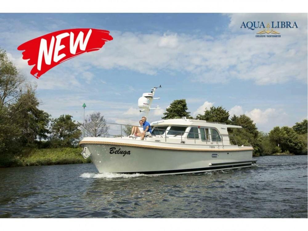 Noleggio yacht Kinrooi - Linssen Linssen Grand Sturdy 40.0 Sedan su SamBoat