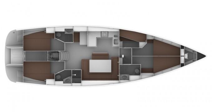 Noleggio barche Follonica economico Cruiser 50