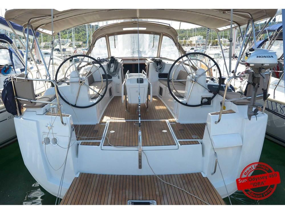noleggio Barca a vela Follonica - Jeanneau Sun Odyssey 469