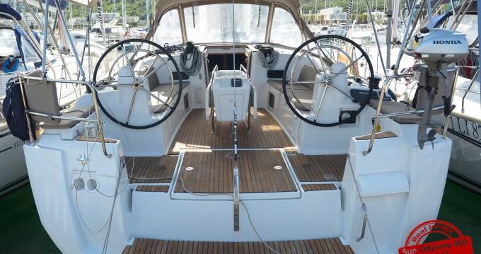 Noleggio Barca a vela a Follonica – Jeanneau Sun Odyssey 469