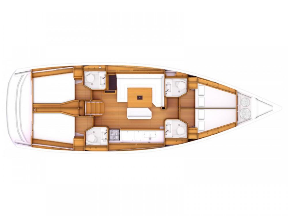 Noleggiare un'Jeanneau Sun Odyssey 469 Follonica