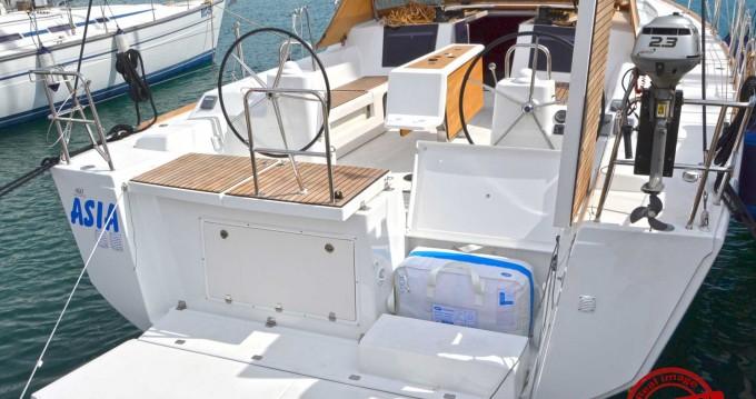 Noleggio barche Dufour Dufour 460 Grand Large a Follonica su Samboat