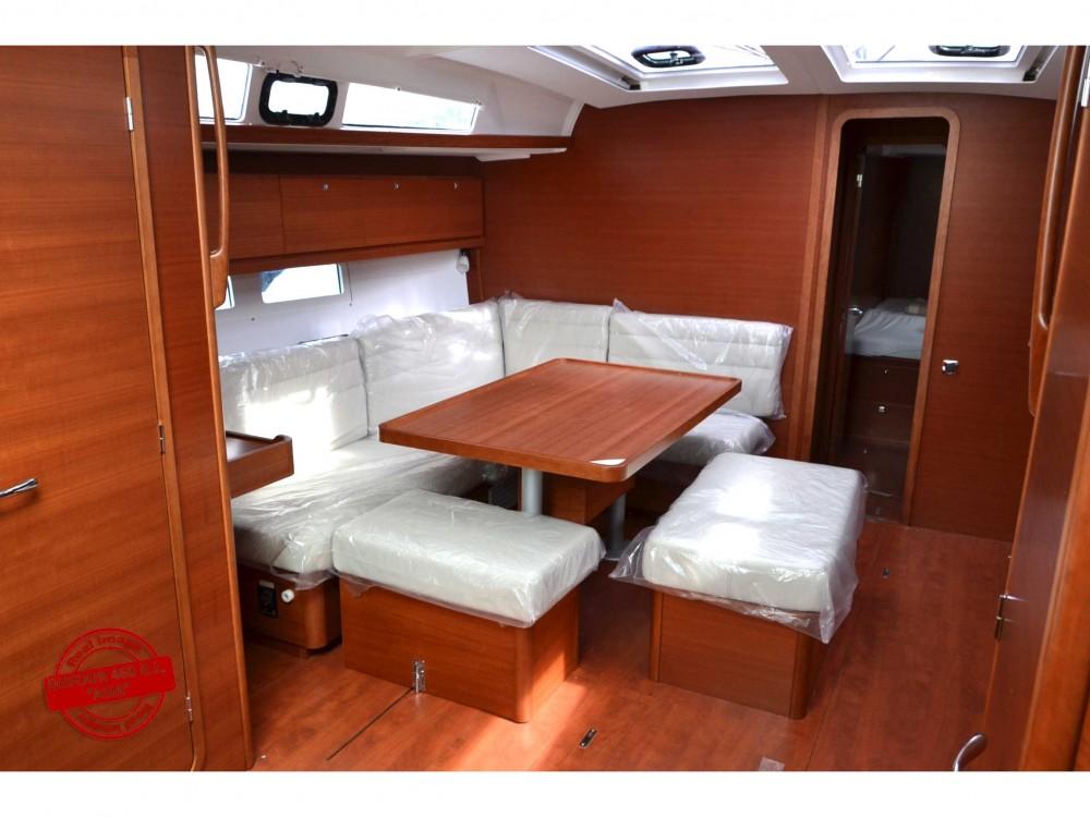 noleggio Barca a vela Follonica - Dufour Dufour 460 GL