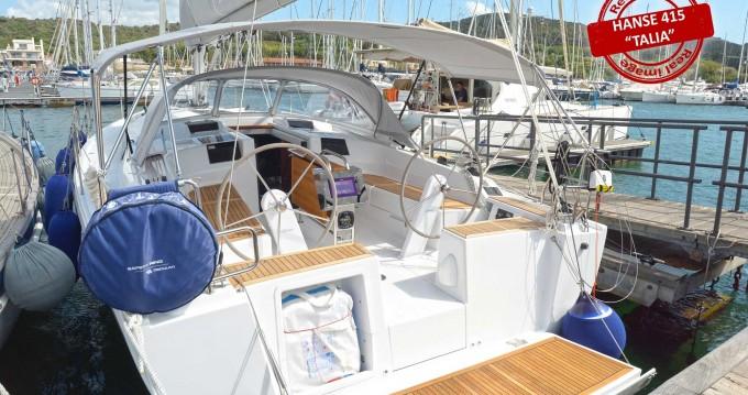 Noleggio barche Hanse Hanse 415 a Follonica su Samboat