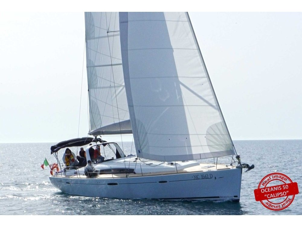 Noleggio yacht Follonica - Bénéteau Oceanis 50 Family su SamBoat