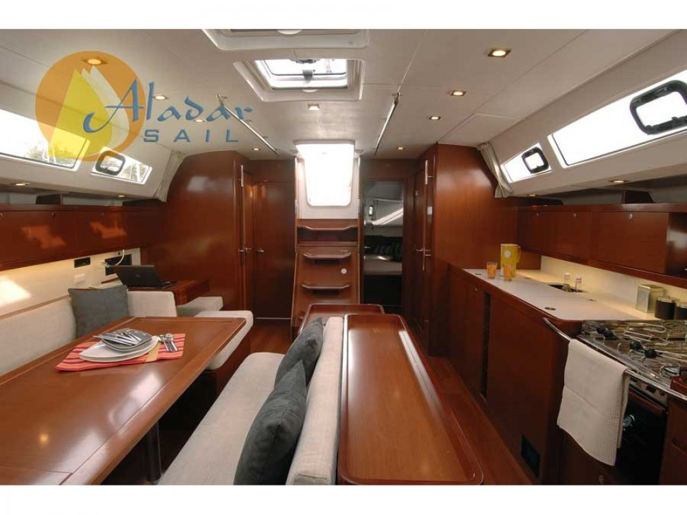 noleggio Barca a vela Follonica - Bénéteau Oceanis 50 Family