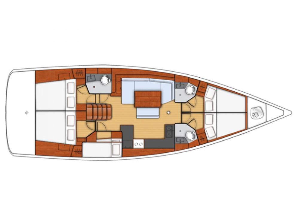 Noleggio Barca a vela con o senza skipper Bénéteau Follonica