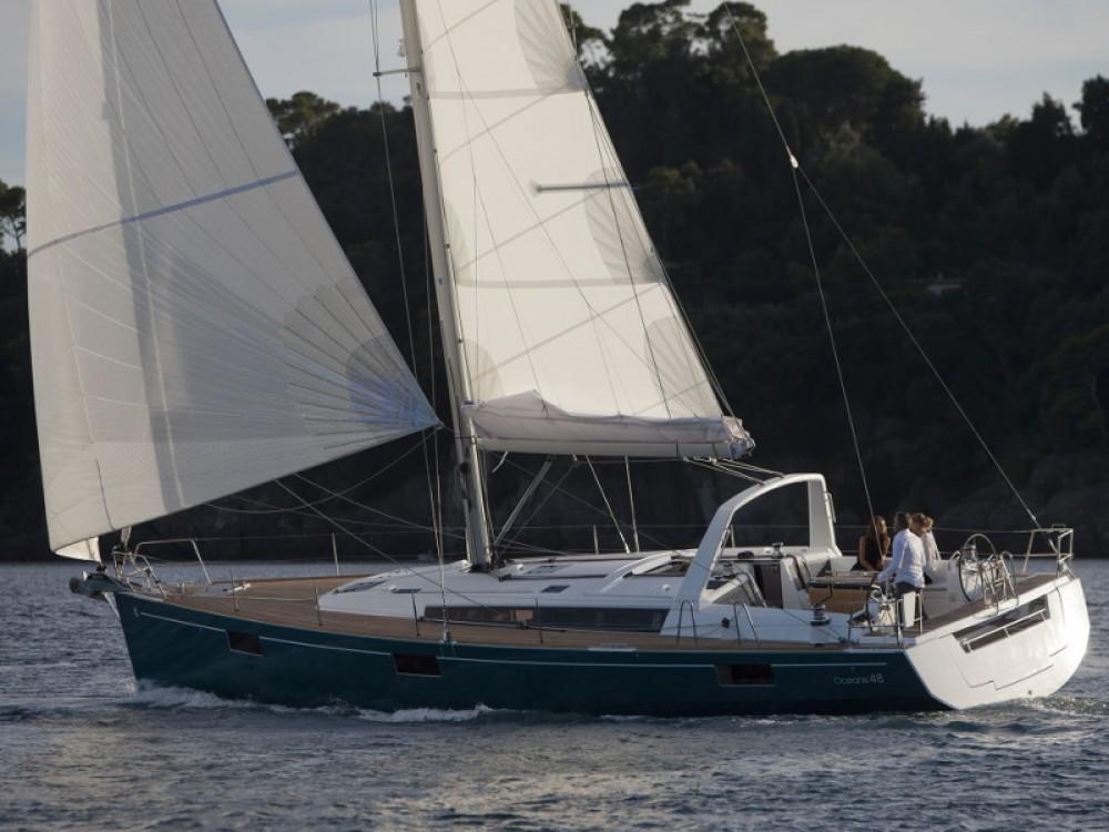 Noleggio yacht Follonica - Bénéteau Oceanis 48 su SamBoat
