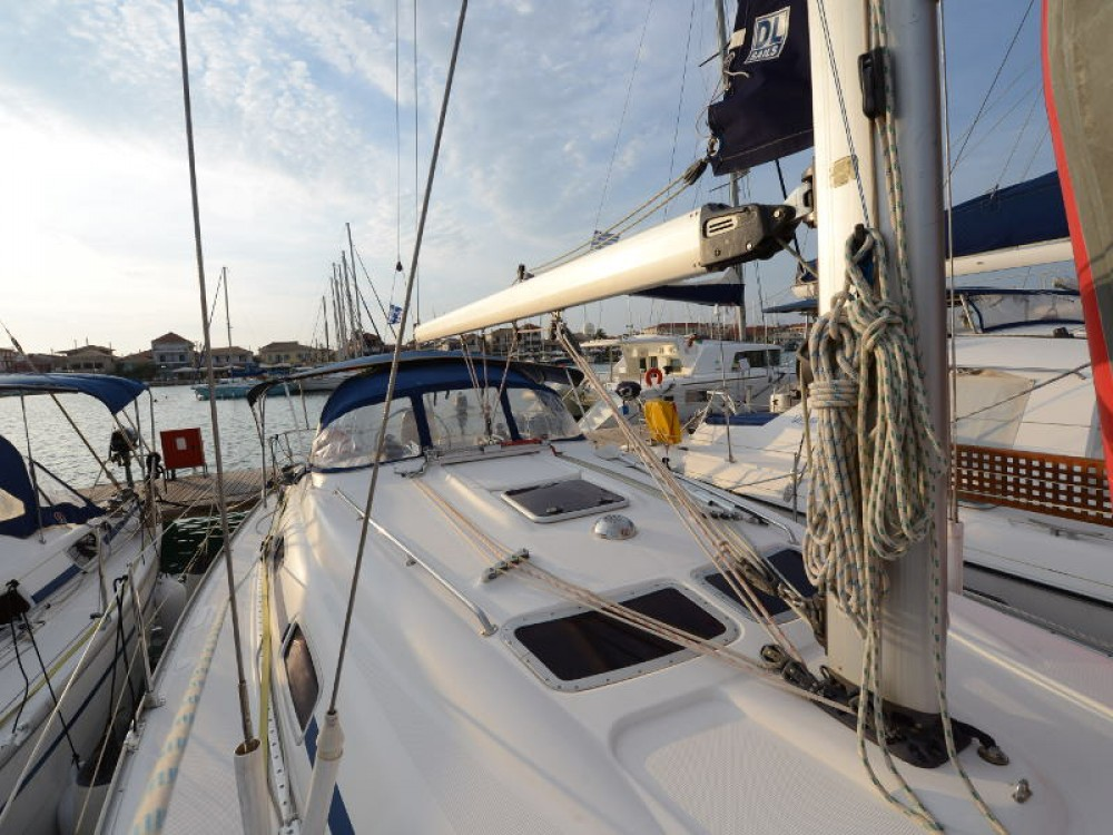 Bavaria Bavaria 39 Cruiser tra personale e professionale Leucade