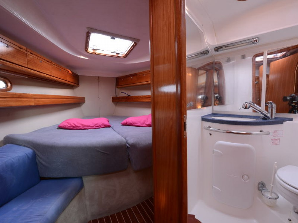 Noleggio barche Bavaria Bavaria 39 Cruiser Leucade su Samboat