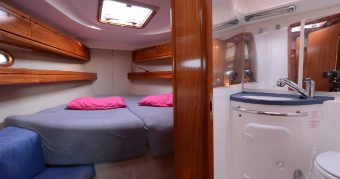 Bavaria Bavaria 39 Cruiser tra privati e professionisti a Lefkada