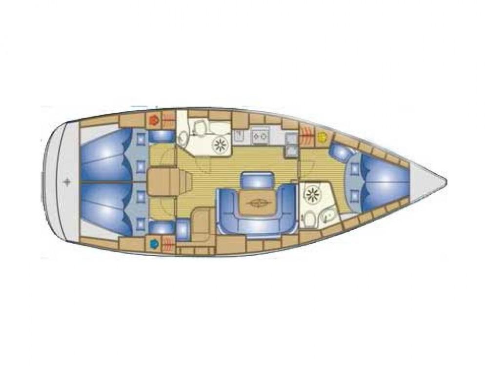 Noleggiare un'Bavaria Bavaria 39 Cruiser Leucade
