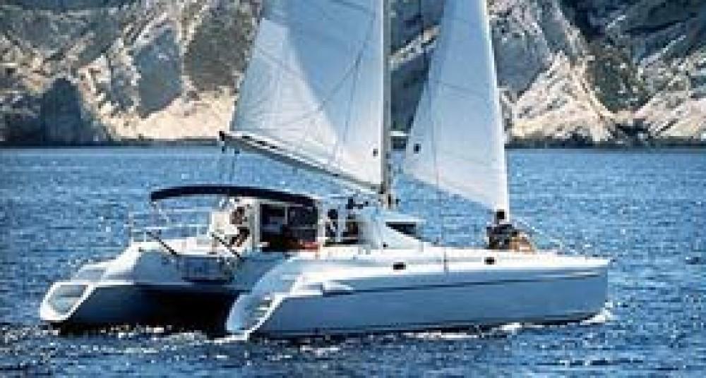 noleggio Catamarano  - Fountaine Pajot Athena 38