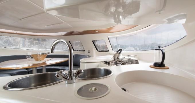 Noleggio barche Lefkada economico Athena 38