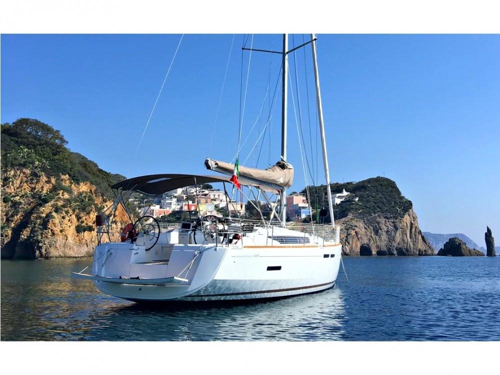 Noleggio barche Jeanneau Sun Odyssey 449 Nettuno su Samboat