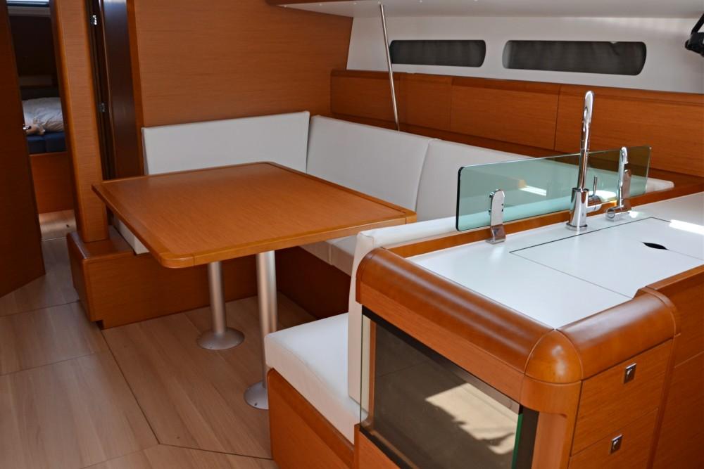 noleggio Barca a vela Nettuno - Jeanneau Sun Odyssey 449