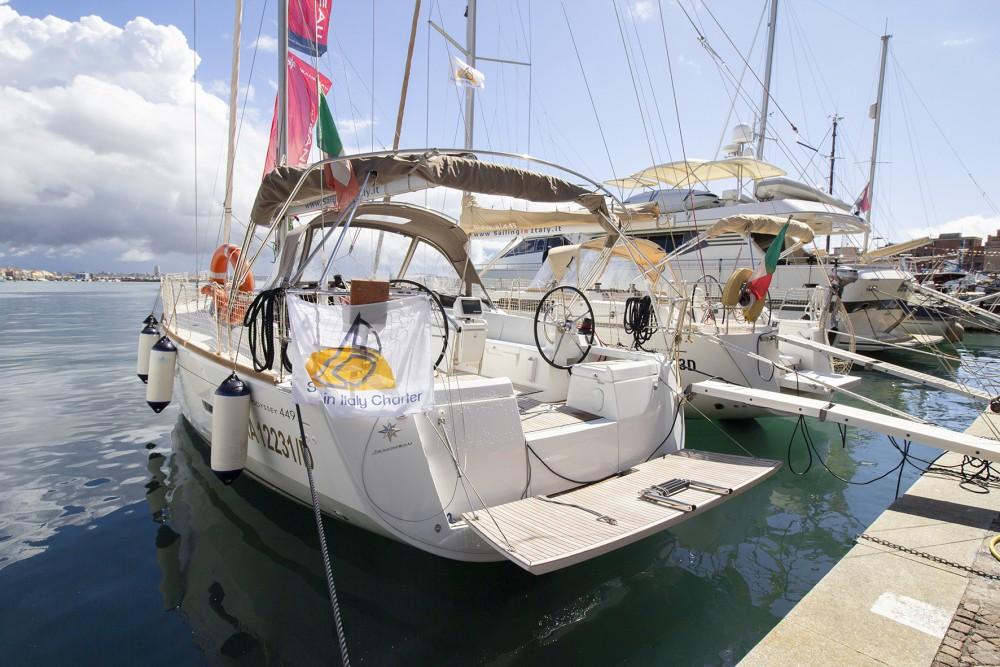 Noleggio Barca a vela con o senza skipper Jeanneau Nettuno
