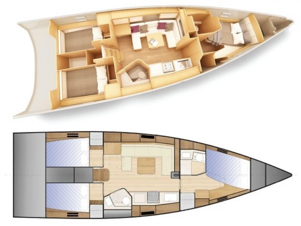 Noleggio barche Azuree Azuree 41 Nettuno su Samboat