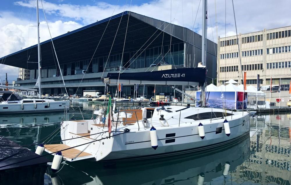 Noleggio barche Nettuno economico Azuree 41