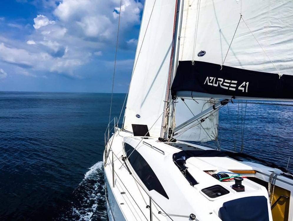 Noleggio yacht Nettuno - Azuree Azuree 41 su SamBoat