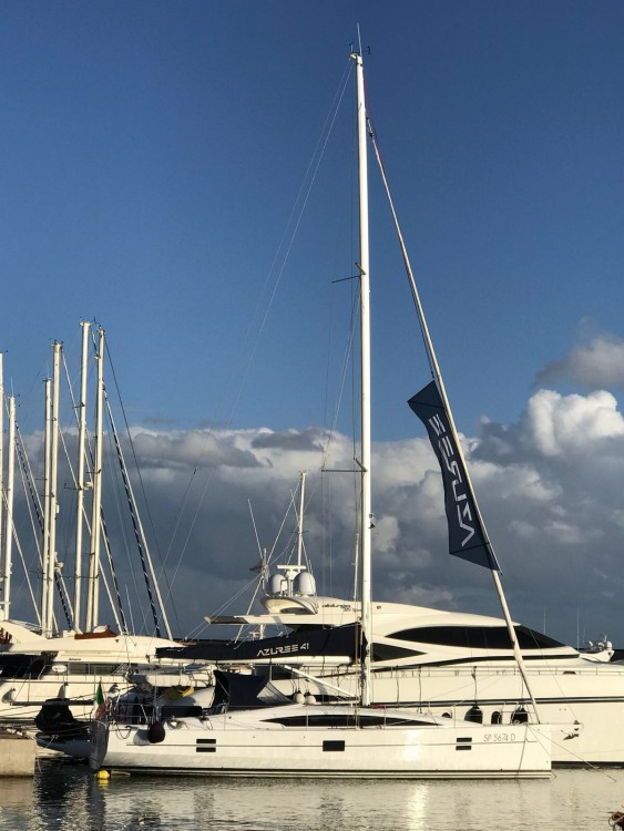 Noleggio Barca a vela con o senza skipper Azuree Nettuno
