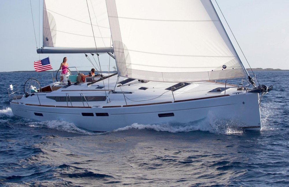 Noleggio barche Bursa economico Sun Odyssey 479