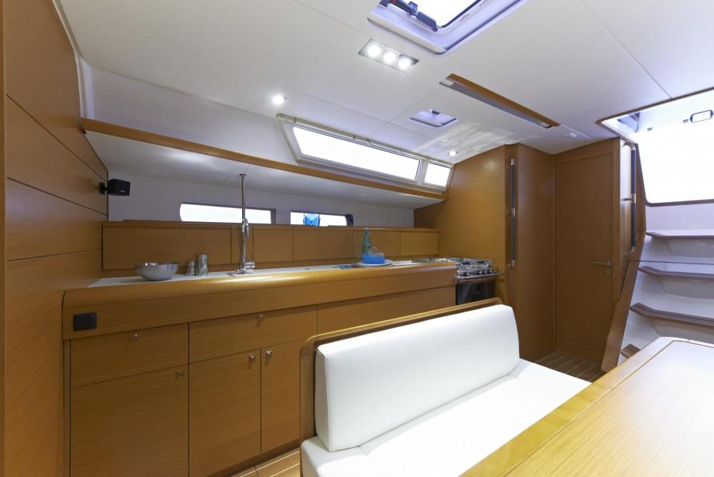 Noleggio yacht Bursa - Jeanneau Sun Odyssey 479 su SamBoat