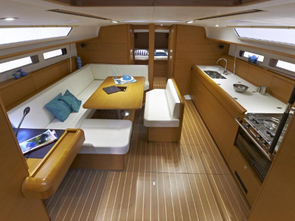 Noleggio Barca a vela con o senza skipper Jeanneau Bursa