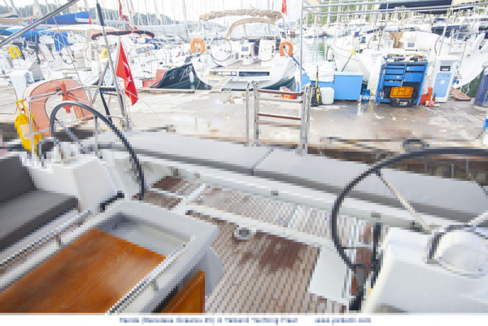 Noleggio yacht  - Bénéteau Oceanis 45 (2018) su SamBoat