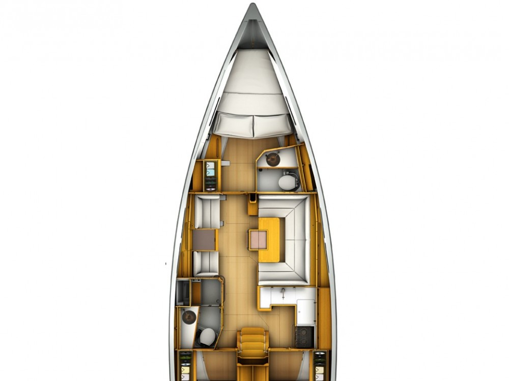 noleggio Barca a vela Città di Pola - Jeanneau Sun Odyssey 419