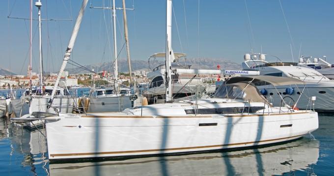 Jeanneau Sun Odyssey 389 tra privati e professionisti a Split