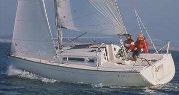 Noleggio yacht a Biograd na Moru – Jeanneau Sun Fast 26 su SamBoat