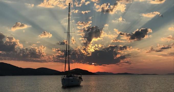 Noleggio Barca a vela a Biograd na Moru – Jeanneau Sun Fast 26