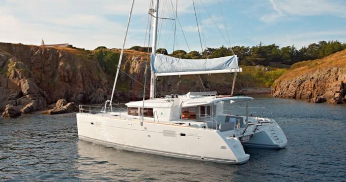 Noleggio yacht a Ragusa – Lagoon Lagoon 450 F su SamBoat