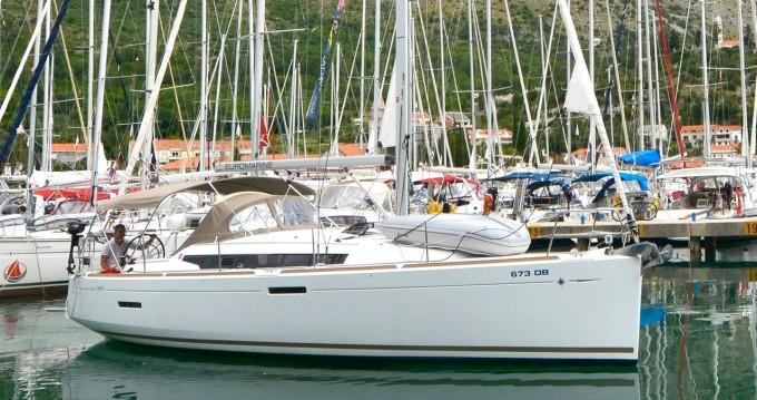 Noleggio Barca a vela con o senza skipper Jeanneau a Ragusa