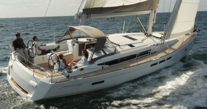 Noleggio Barca a vela a Split – Jeanneau Sun Odyssey 509