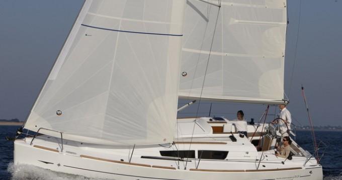 Noleggiare una Jeanneau Sun Odyssey 33i a Split