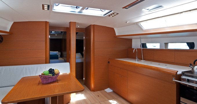 Jeanneau Sun Odyssey 469 tra privati e professionisti a Split