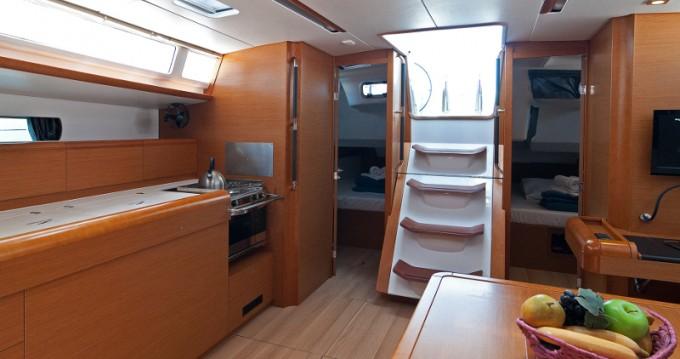 Barca a vela a noleggio a Split al miglior prezzo