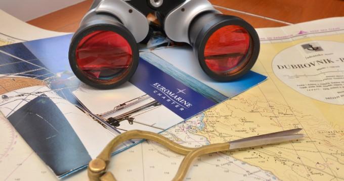 Noleggio barche Ragusa economico Nautitech 40