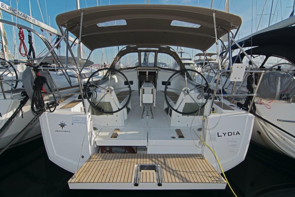 Noleggio barche Spalato economico Sun Odyssey 349