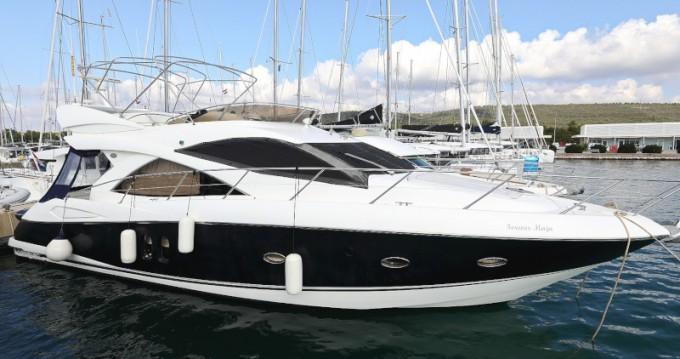 Noleggio Barca a motore a Sukošan – Sunseeker Sunseeker Manhattan 50