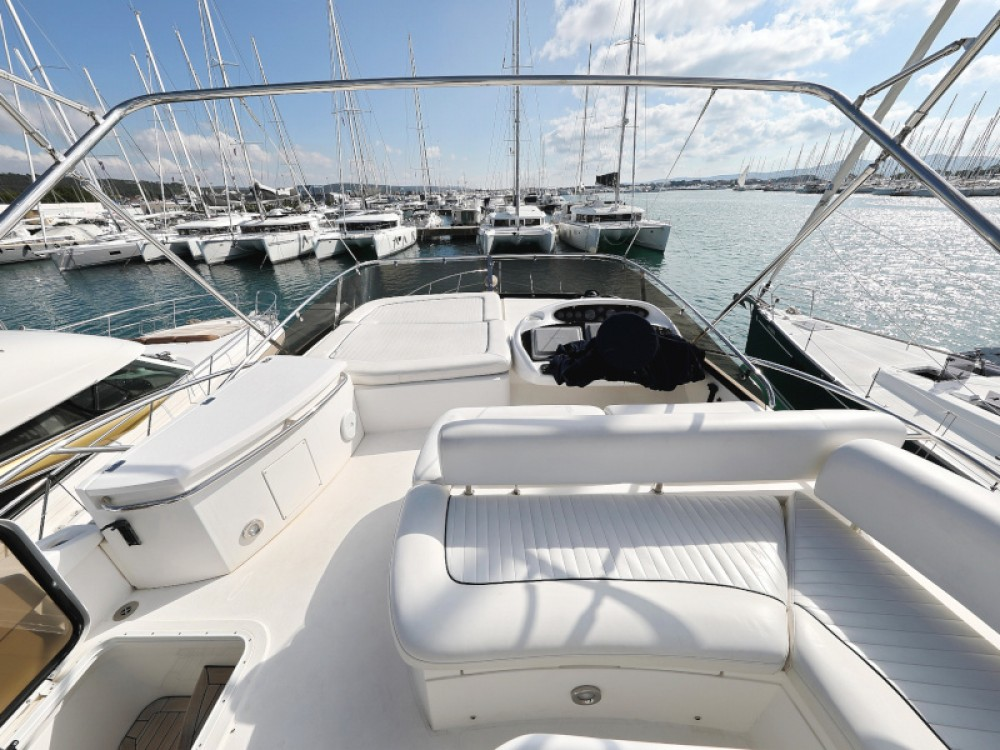 noleggio Barca a motore Sukošan - Sunseeker Sunseeker Manhattan 50