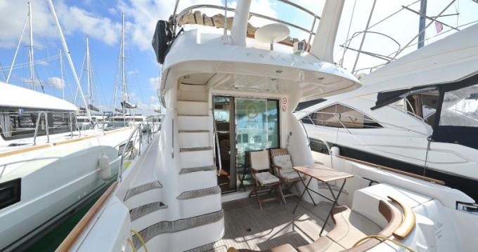 Noleggio barche Jeanneau Jeanneau Prestige 46 Fly a Sukošan su Samboat