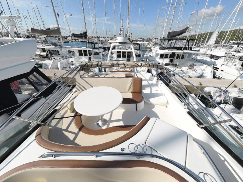 Noleggio barche Jeanneau Jeanneau Prestige 46 Fly Sukošan su Samboat